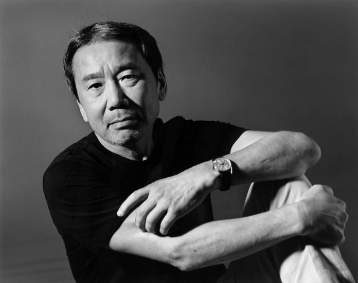 Foto Haruki Murakami